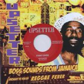 Gatherers - Start Over / Upsetters - Start Over Version (Upsetter / Reggae Fever) EU 7""